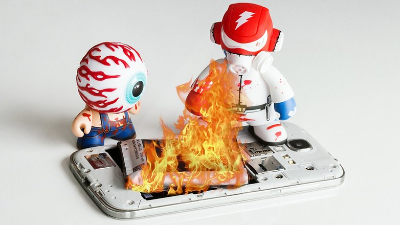 AndroidPIT-Smartphone-On-fire-w782